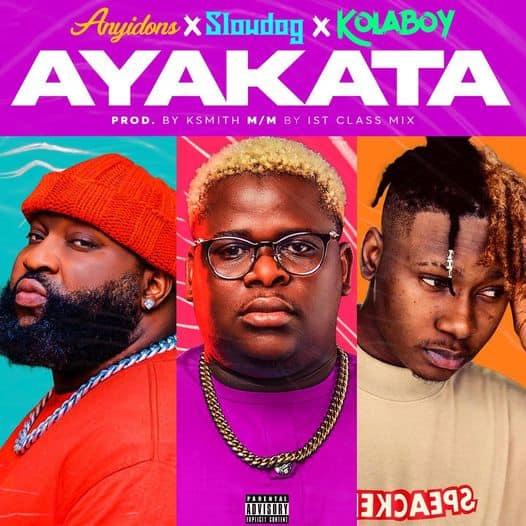 Anyidons – Ayakata ft. Kolaboy & Slowdog
