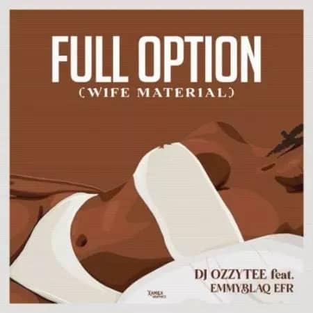 DJ Ozzytee – Full Option (Wife Material) ft. Emmyblaq Efr