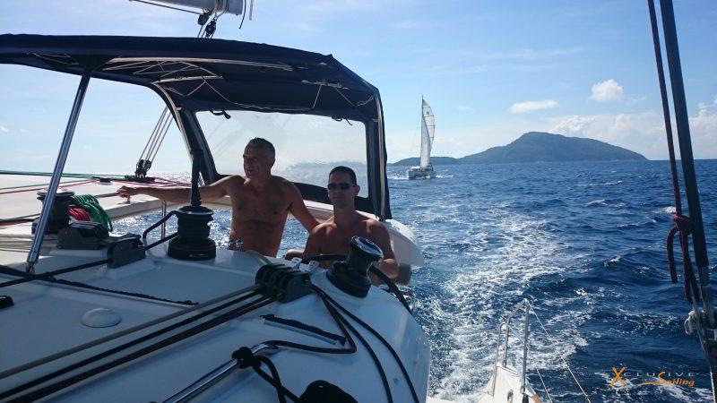 Sailing Training