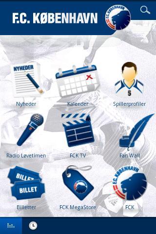 Ny FCK App klar til din iPhone!