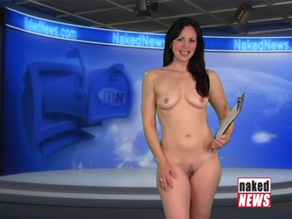 Pussy anchors Hairy news