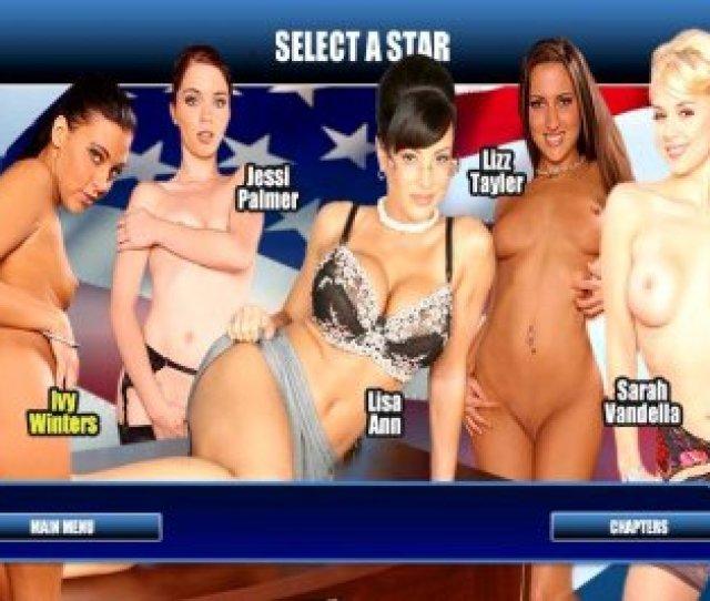 Whos Nailin Palin 2 Hustler Video Genre Parody
