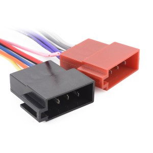 16pin ISO Wiring Harness Connector Cable Adapter for Sony