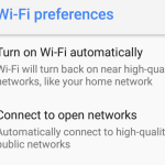 Turn on WiFi automatically Nexus 5X Nexus 6P Android Oreo