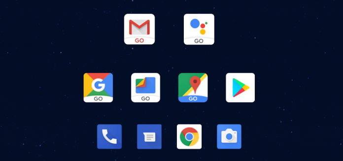 Android go apps (Source: XDAdevelopers)