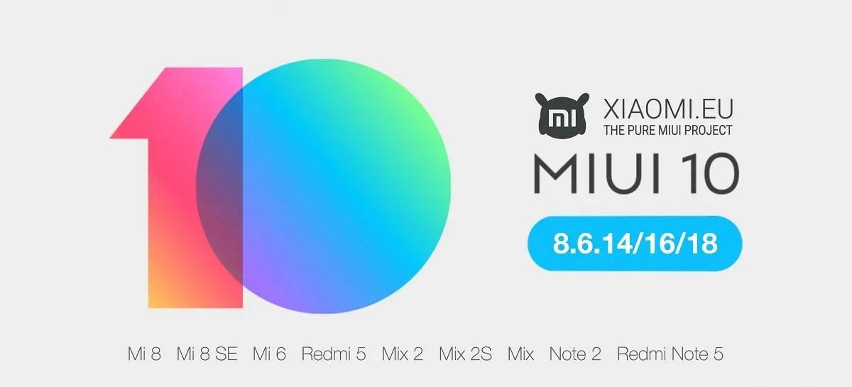 ROM Xiaomi EU