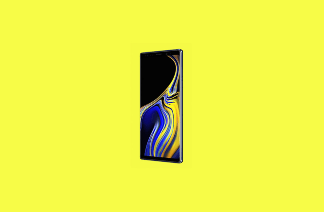 Samsung Galaxy Note 9's One UI beta (Android Pie) goes live