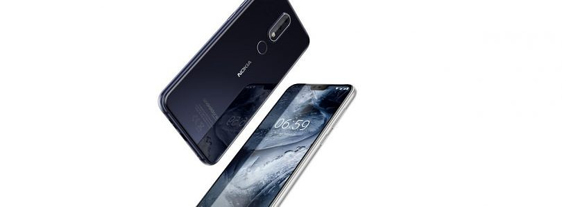Nokia 6.1 Plus regains the notch hiding feature in the Android Pie update