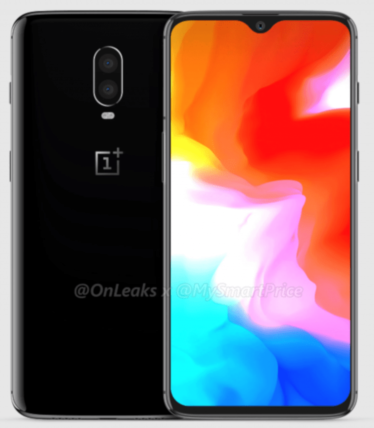 Everything we know about the OnePlus 6T: Waterdrop notch, In