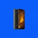 xiaomi pocophone f1 android q