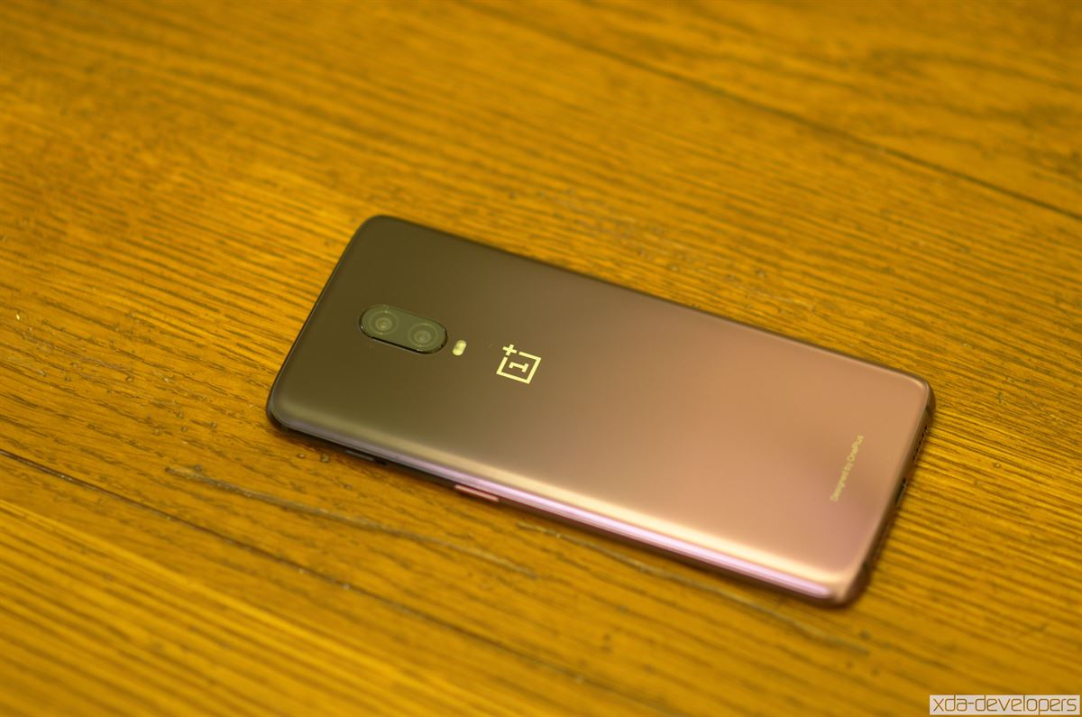 Hands-on] OnePlus 6T in Thunder Purple is OnePlus' first