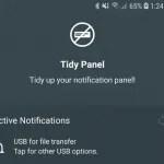 TidyPanel