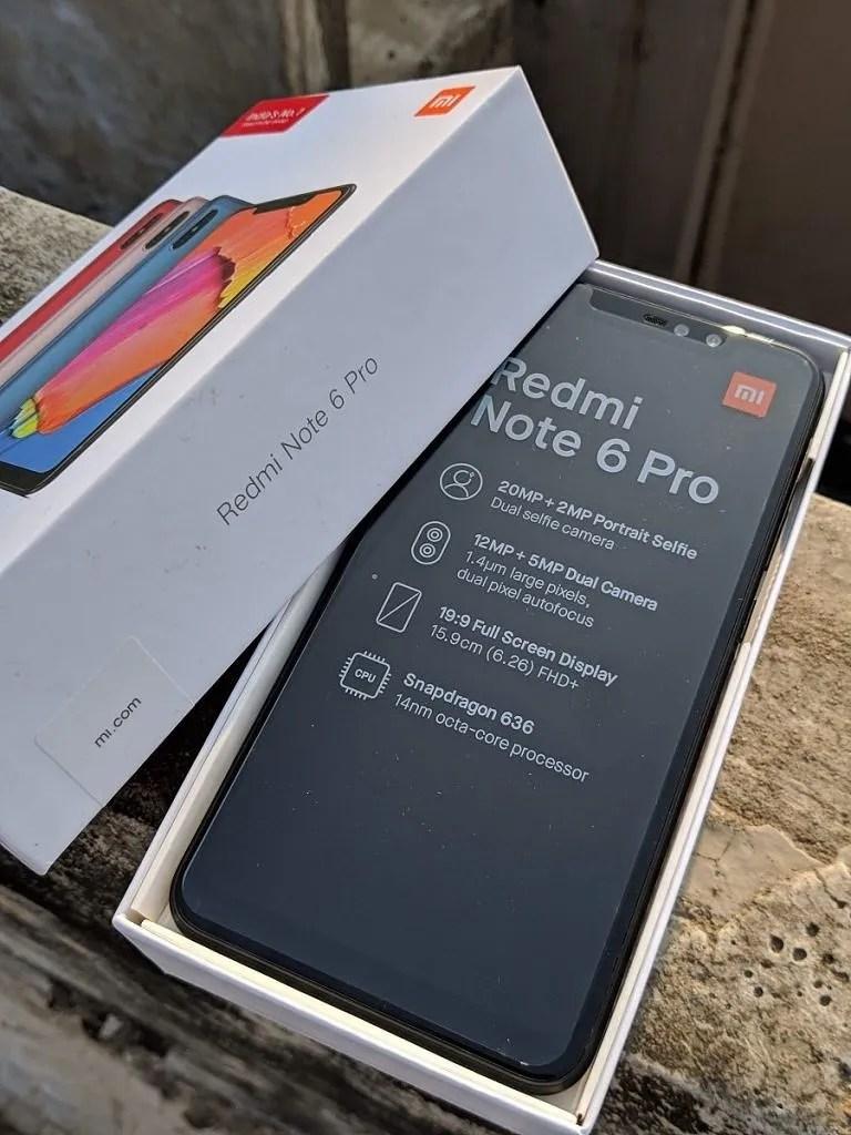 Redmi 6 Pro Xda
