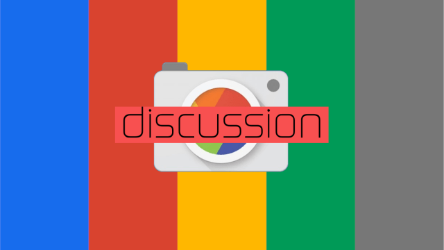 Discussion] Do you use a Google Camera port? - Digitalworld