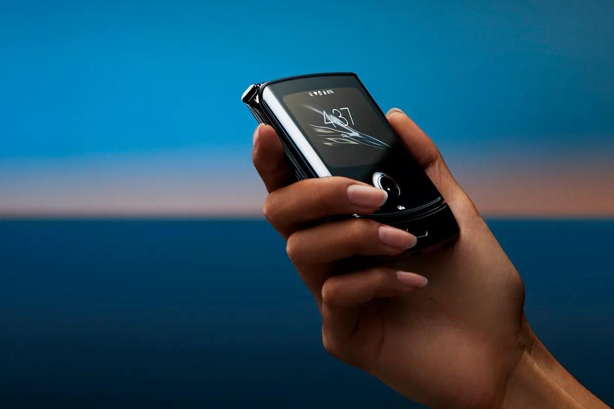 Motorola Flip Phone Keyboard