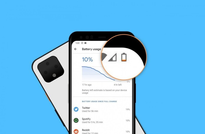 Google Pixel 4 and Pixel 4 XL Battery Life Impressions - Barely ...