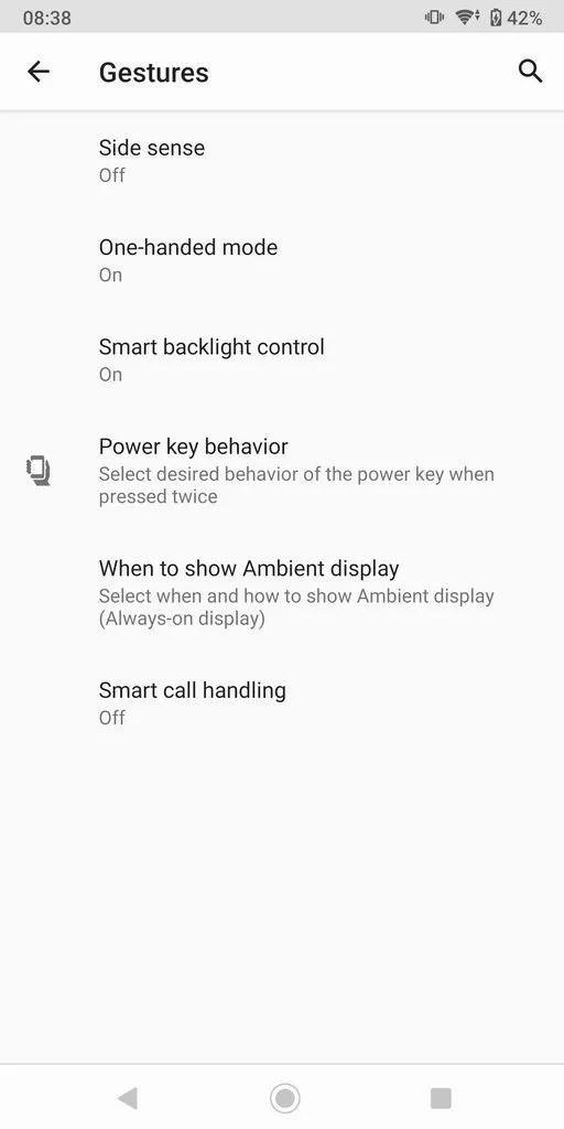 Sony Xperia XZ3, XZ2, XZ2 Compact et XZ2 Premium reçoivent la mise à jour officielle d'Android 10