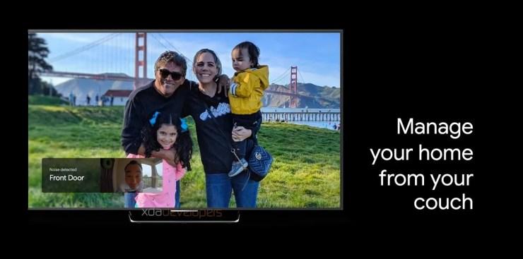 Android TV nest alert