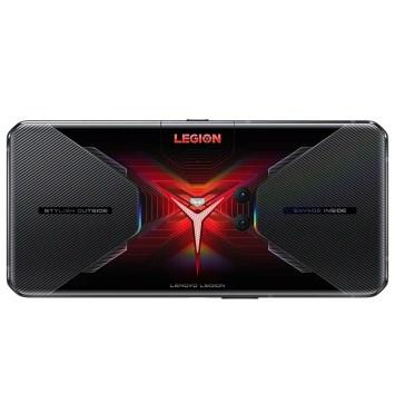 Lenovo Legion Phone Duel_Red_Back_Lighting