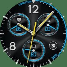 Samsung Galaxy Watch 3 watch face