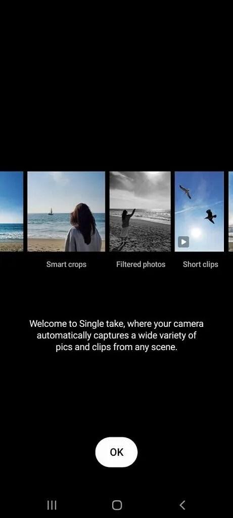 Samsung Galaxy M31s - Single Take