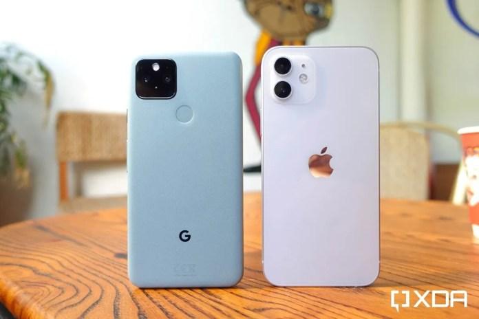 Iphone 12 Vs Pixel 5 Camera Shootout Can Apple S New Sensor Beat Google S Computational Prowess