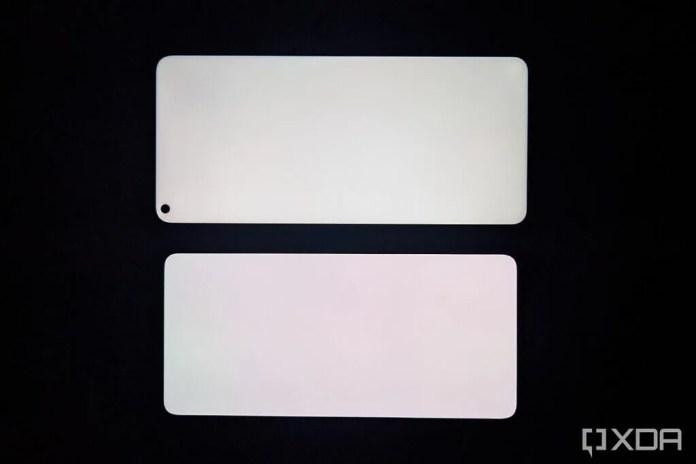 Xiaomi Mi 10T 9T Pro xda display review grey 3