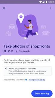 Google Task Mate Play Store screenshots