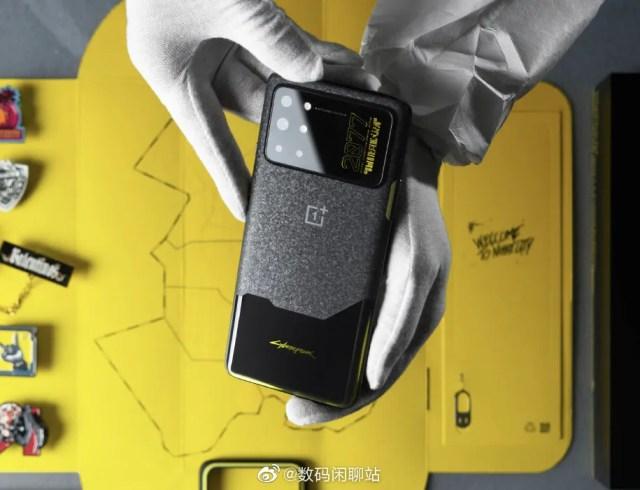 OnePlus 8T - Cyberpunk 2077 Sürümü_3