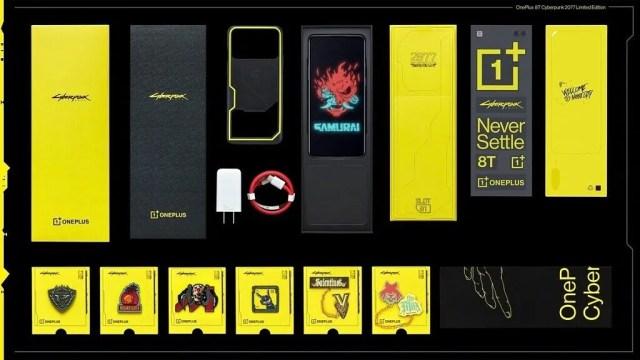 OnePlus 8T - Cyberpunk 2077 Sürümü_4