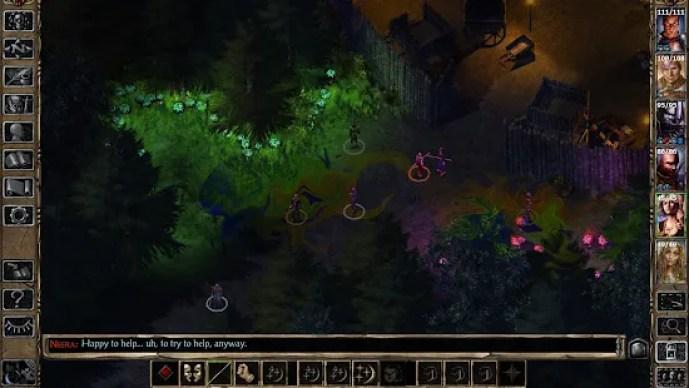 Baldur's Gat II Best Android Games