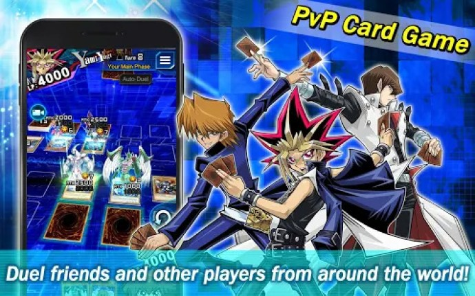 Yu-Gi-Oh Duel Links Best Android Games