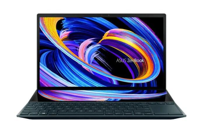 ASUS ZenBook Duo 14 product image