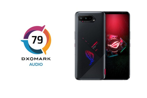 asus rog phone 5 dxomark audio review rating