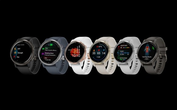 Garmin Venu 2 smartwatches are available now with new features