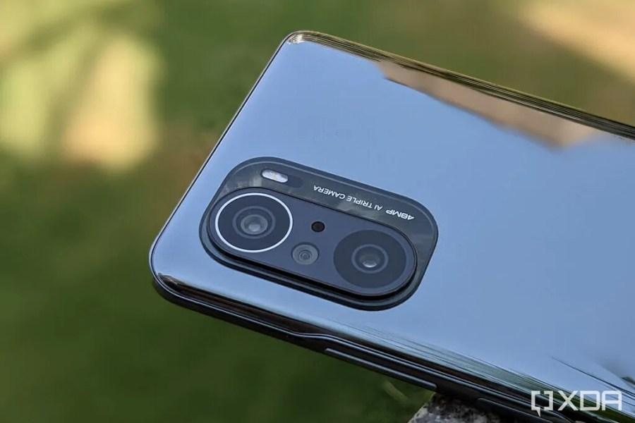 Xiaomi Mi 11X 48MP camera