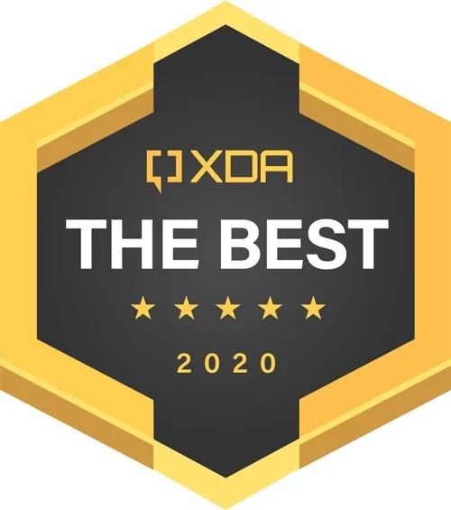 XDA Best Award