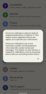 Enhanced notification upgrade prompt in Beta 2