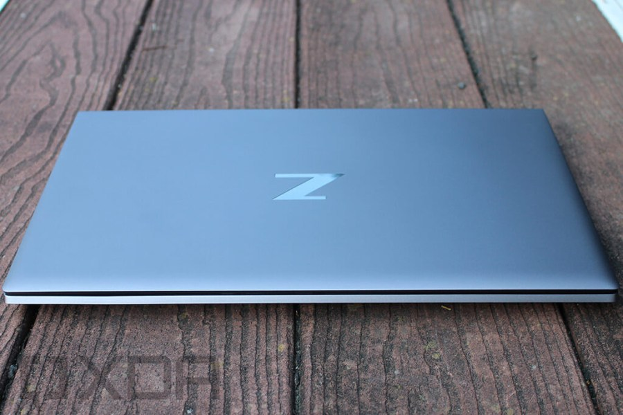 Front side view of HP ZBook Firefly G8