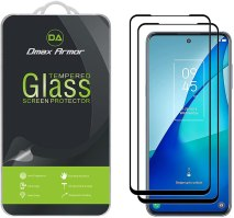 Dmax Armor Tempered Glass