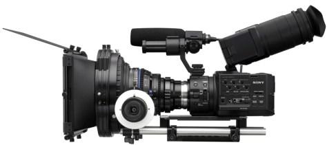 fs100-4-1024x455 Sony FS-100 Super 35mm NXCAM Camcorder Announced.