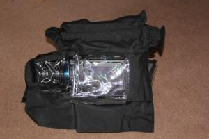 IMG_2389-300x200 CamRade PMW-F3 Rain Cover. WS PMW F3