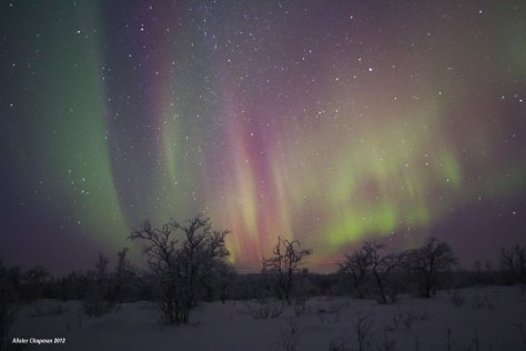 Rainbow-Web-1024x682 January 24th Solar Storm Aurora Pictures and Video.