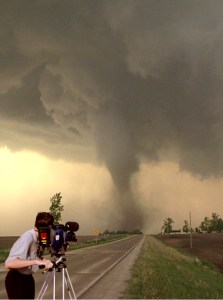 Filming-Tornado-223x300 Storm Chasing Workshop and Adventure May 23rd to May 30th. Come Join Me!!