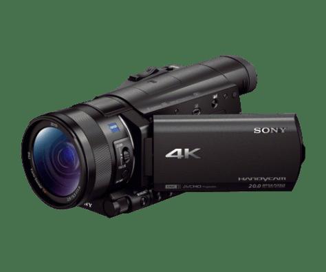pSNYNA-FDRAX100B_main_v500 Sony launches 4K Handycam and new Action Cam.