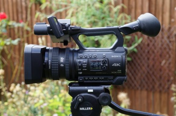 Sony PXW-Z150 Review (with picture settings)  | XDCAM-USER COM