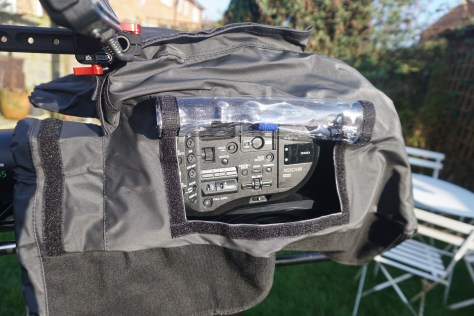 AJC03789-1024x683 Camrade PXW-FS7 and PXW-FS7 II rain covers.