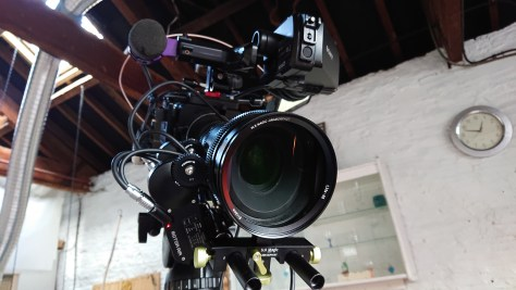 DSC_0103 Shooting Anamorphic with the Fujinon MK's and SLR Magic 65 Anamorphot.