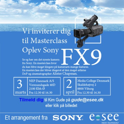 image002 Two FX9 workshops coming up in Denmark.