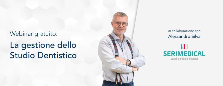 """""""La gestione dello Studio Dentistico"""" – Alessandro Silva"""